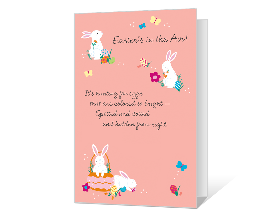 Easter's in the Air! Printable