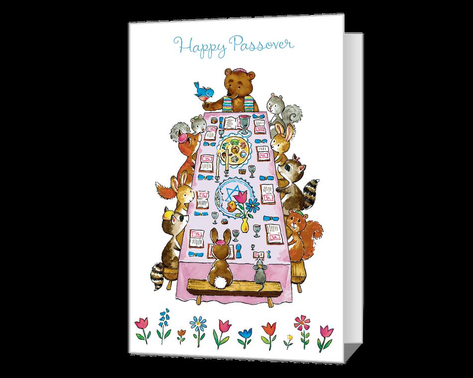 Happy Passover Printable