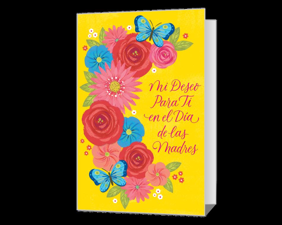 Feliz Día de las Madres Printable