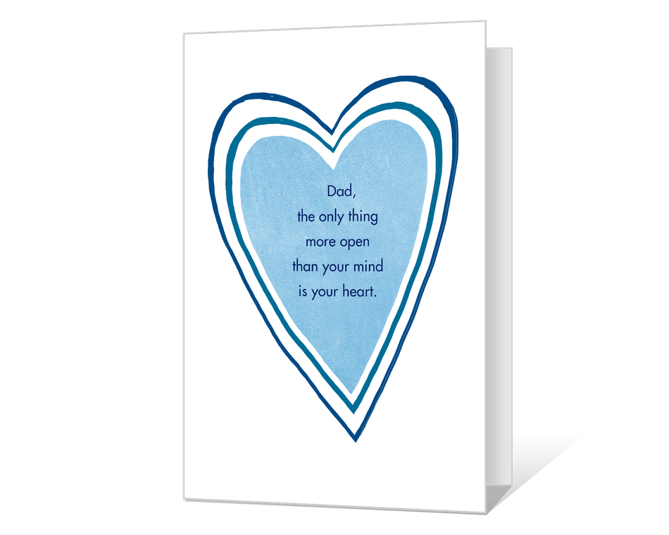 Your Open Heart Printable