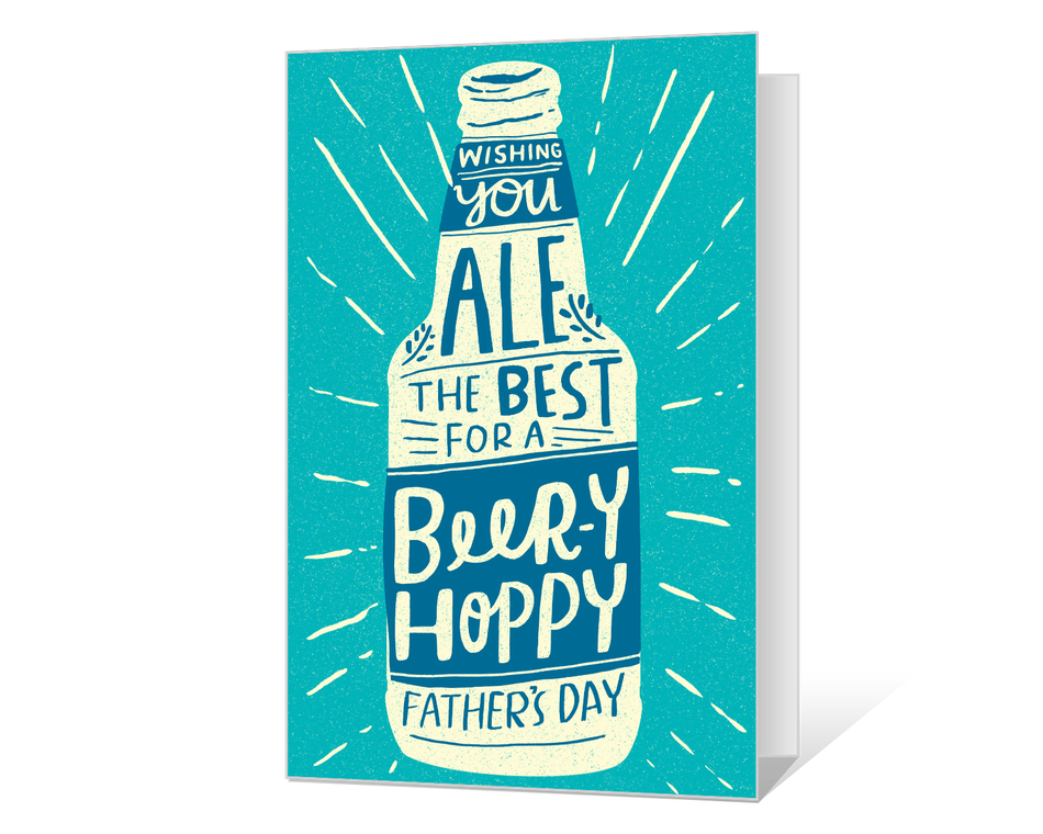 Ale the Best Printable